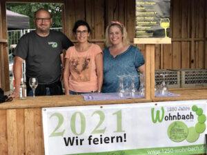 Wohnbacher Festjahr beim Kinosommer Wölfersheim