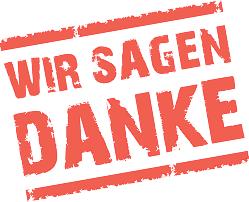 Der Verein Wohnbacher Festjahr 2021 e.V. sagt danke!