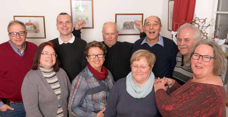 Wohnbacher Festjahr 2021 e.V., Vorstand