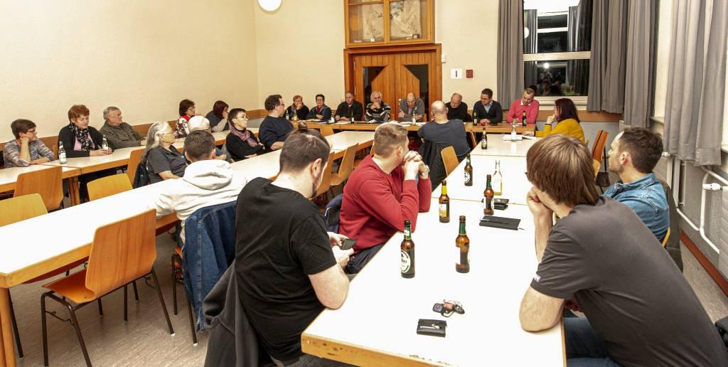 Wohnbacher Festjahr 2021 eV - Mitgliederversammlung