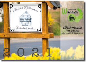 Wohnbach Kalender zum Festjahr