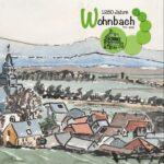 Wohnbach-1250-Festschrift