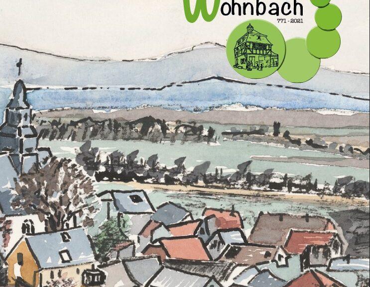 Festschrift zur 1250 Jahrfeier von Wohnbach