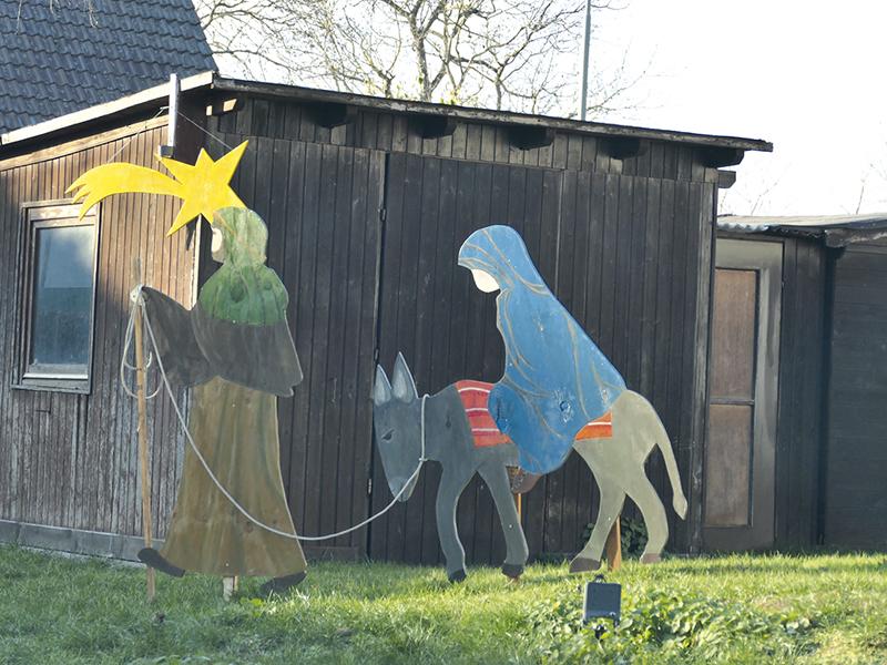 Holzfiguren Beispiel
